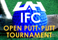 UAH IFC Putt-Putt Tournament 11/16/13