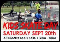 KIDS SKATE DAY SEP 20