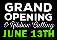 GRAND OPENING & RIBBON CUTTING!!! JUNE 13