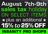 """Back-to-School"" Sales Tax Holiday + SALE"