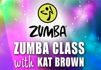 Saturday ZUMBA Classes
