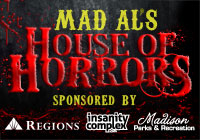 Mad Al's House of Horrors | Oct 7 – 31
