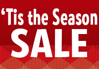 'Tis the Season Sale | Nov 26 – Dec 25