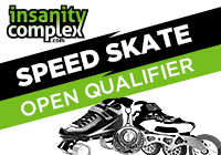 Speed Skate Open Qualifier | July 8