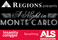 """A Night in Monte Carlo"" Benefiting ALS Association 