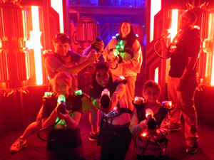 Laser Tag - Insanity Complex | Insanity Complex