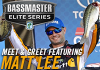 Bassmaster Elite Series Matt Lee | Meet & Greet Sep 8
