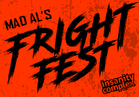 Mad Al's Fright Fest