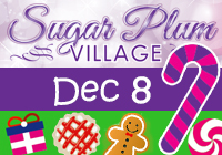 Sugar Plum Village | SAVE THE DATE: Dec 8