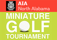 AIA North Alabama Mini Golf Tournament May 16