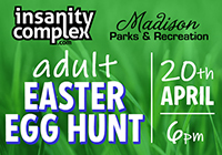Adult Easter Egg Hunt | Apr 20