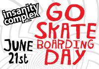 GO SKATEboarding DAY | JUNE 21
