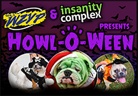 Howl-O-Ween | Oct 26