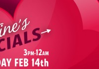 Share the love Valentine's Day at Insanity with BOGO Roller Skate & Mini Golf Specials | Feb 14 | 3pm-12am