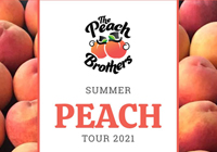The Peach Brothers are Coming | Jul 18