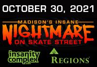 Madison's INSANE Nightmare on Skate Street | OCT 30