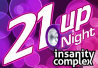 21UP Night | May 29
