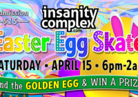 Easter Egg Skate | Apr 15